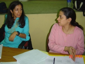 DAN workshop with Dr. Karima Hirani, DAN Doctor, Bangalore 2006